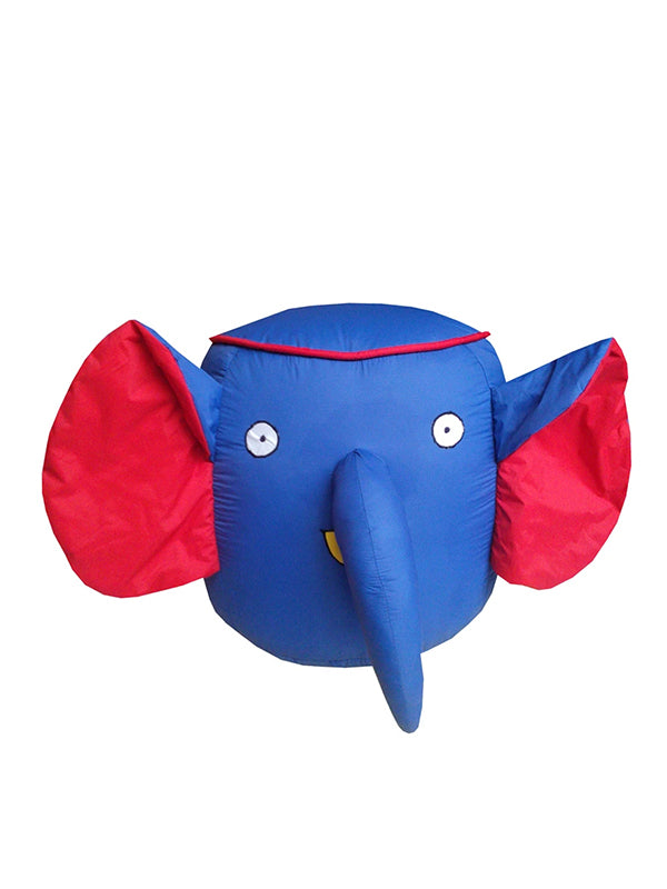 Red Ears - Elephant Stool