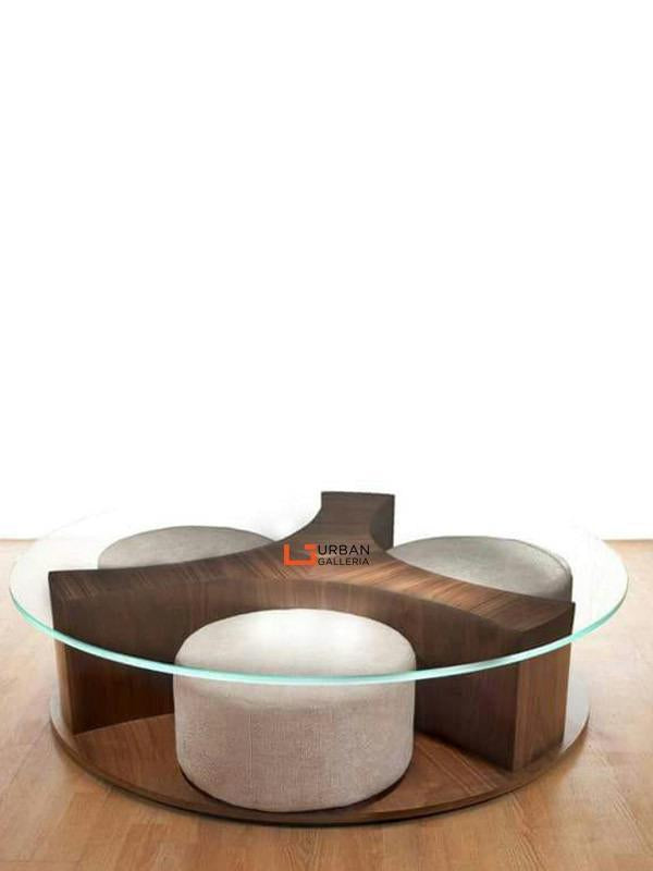 Roosa Round Table Set