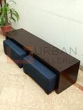 Tipton Coffee Table With Stools