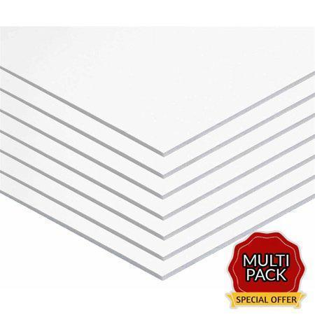 1 8 White Foam Core