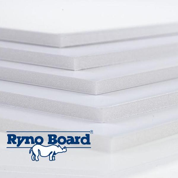 Rigid Foam Board - Gator Board Alternative - Ryno Board
