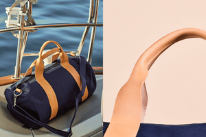 In Detail: The Kennedy Duffel Bag