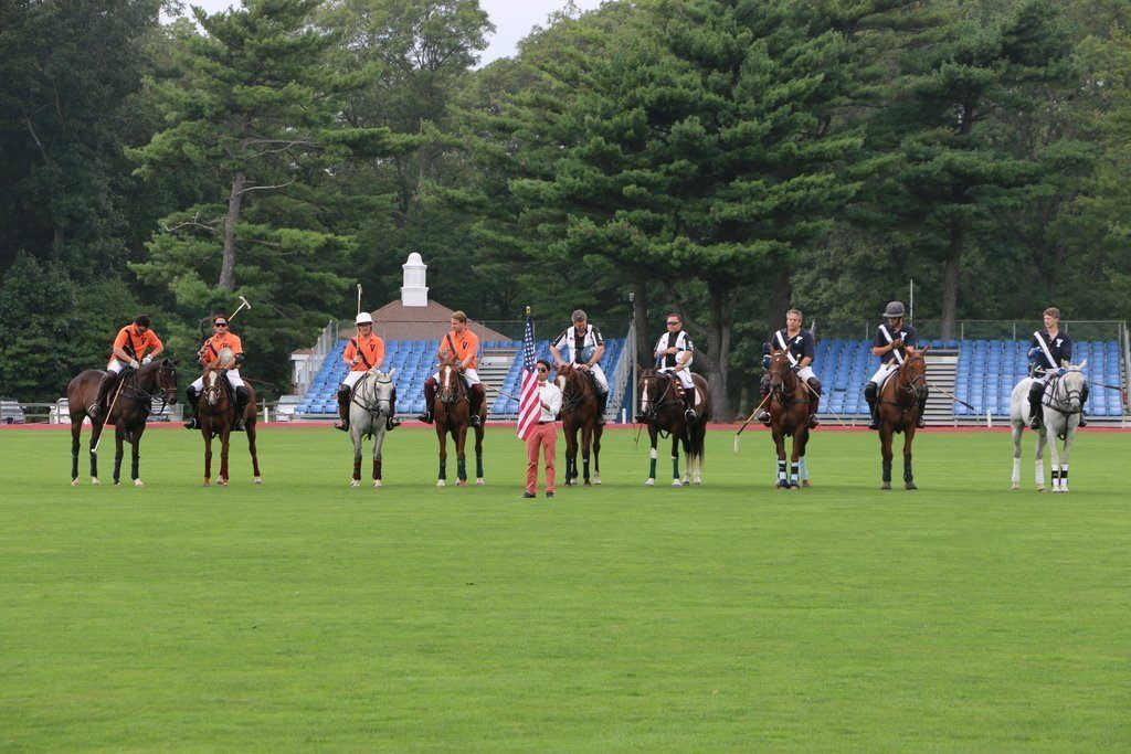JACK + MULLIGAN at the Harriman Cup