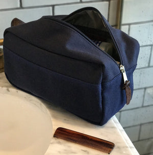 Custom Toiletry Bags and Dopp Kits