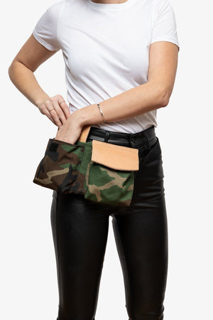 Billie Belt Bag - Camo Jack + Mulligan