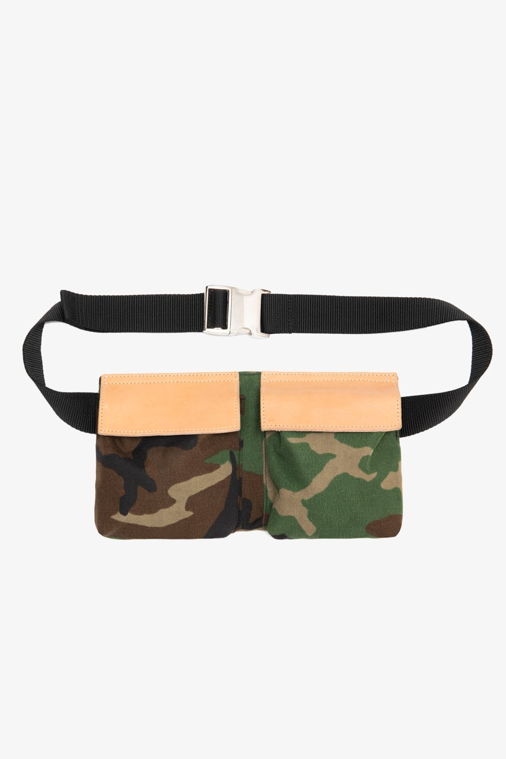 Billie Belt Bag - Gray Jack + Mulligan Camo