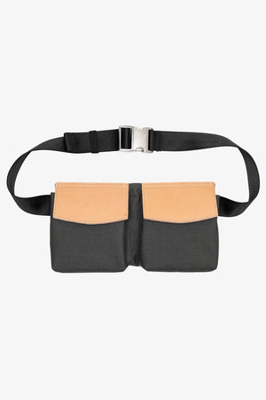 Billie Belt Bag - Gray Jack + Mulligan Gray