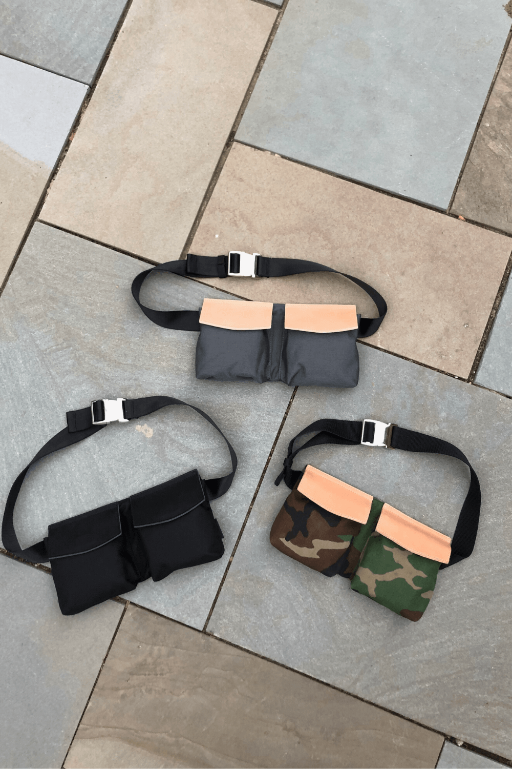 Billie Belt Bag Jack + Mulligan Black