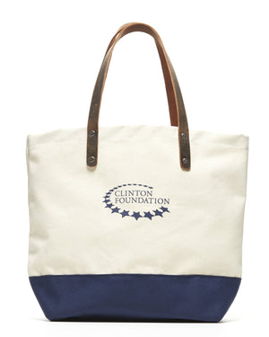Custom Clinton Tote Jack + Mulligan