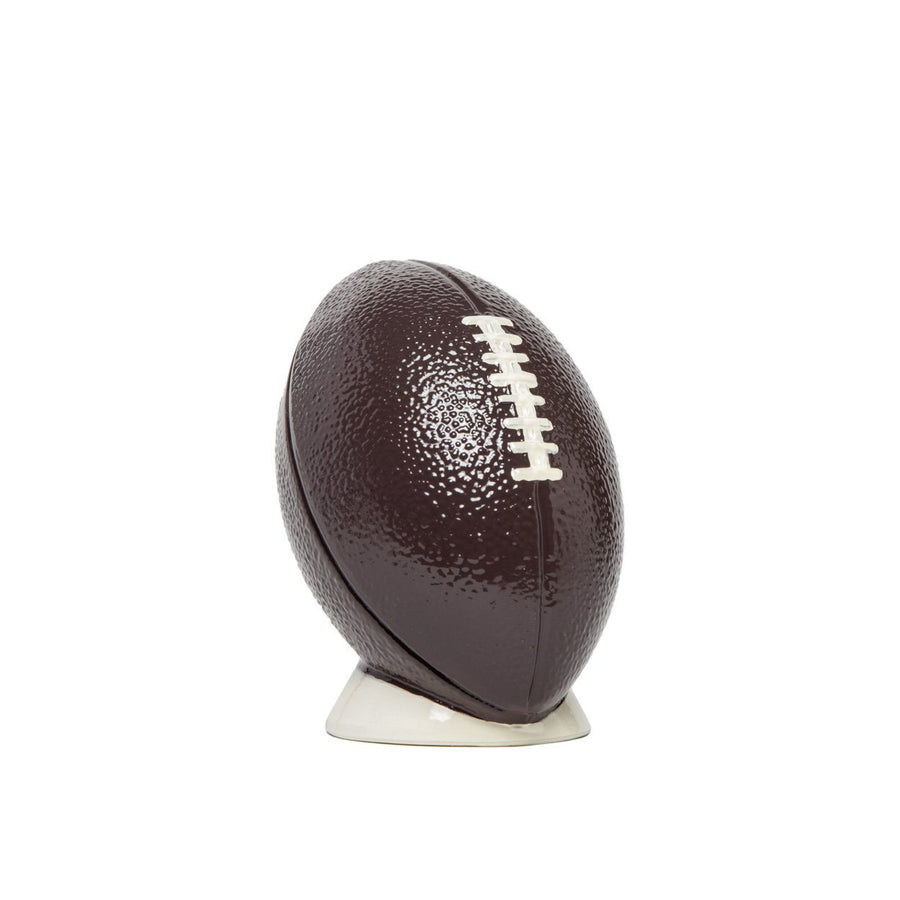 Football Bottle Opener - Brown / White Jack + Mulligan