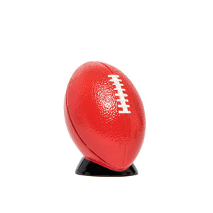 Football Bottle Opener - Red / Black Jack + Mulligan