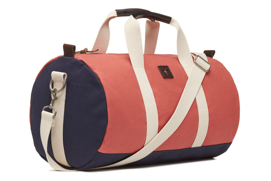 Kennedy Duffel - Nantucket Red Bags Jack + Mulligan