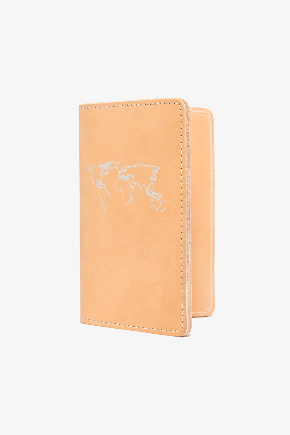 Leather Passport Wallet - Vachetta Accessories Jack + Mulligan