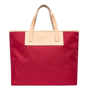 Pablo Tote - Red / Large Jack + Mulligan