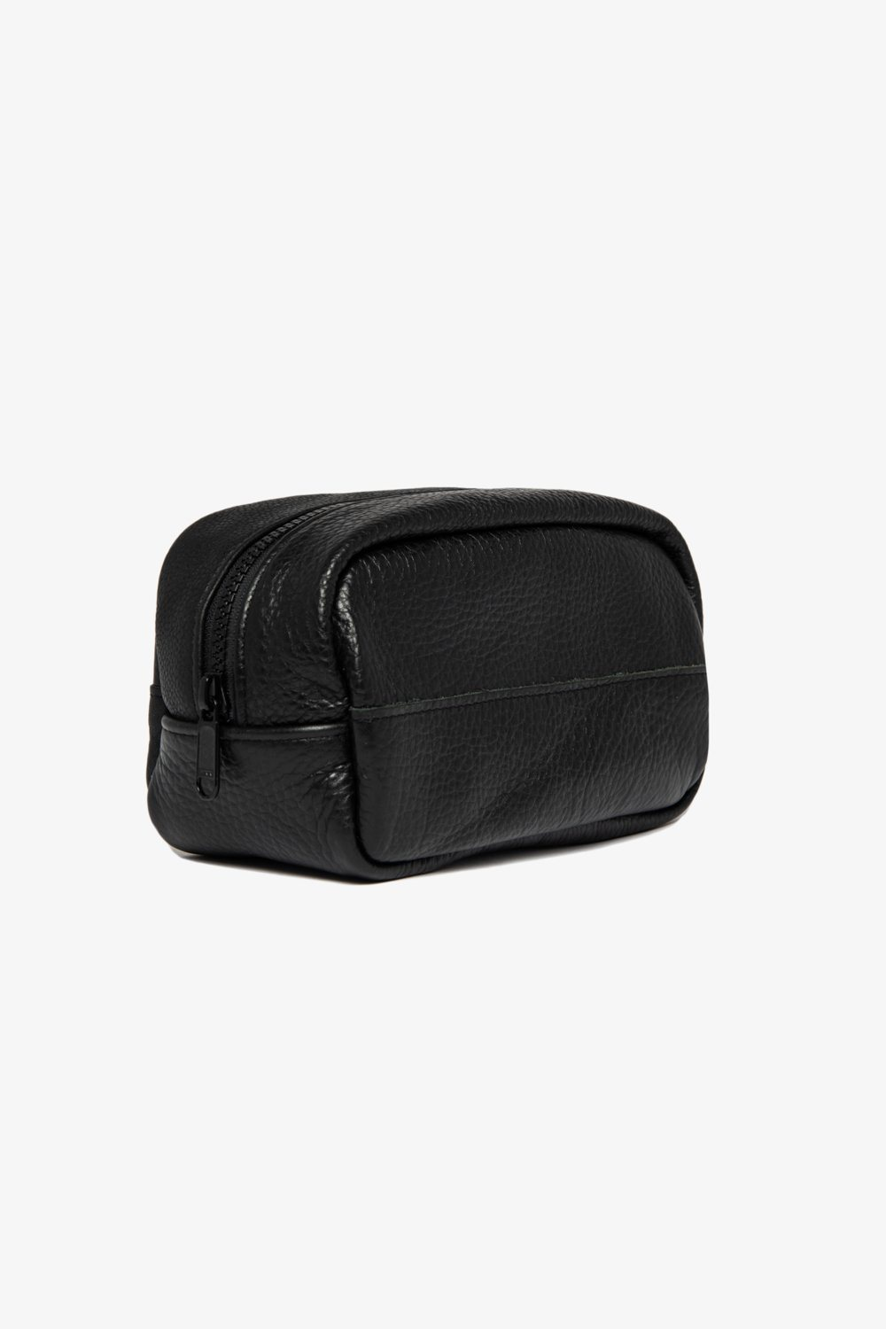 Presley Leather Travel Kit - Black Jack + Mulligan