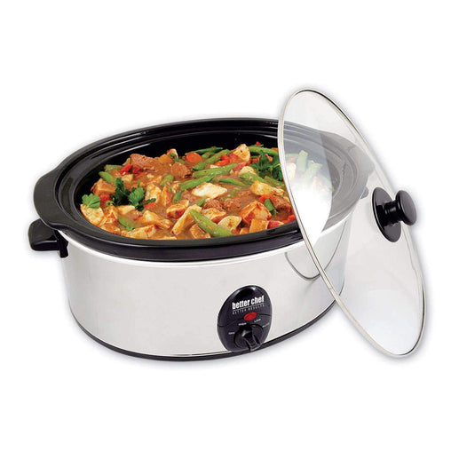 BetterChef Cookware Better Chef 3.7 Quart Slow Cooker