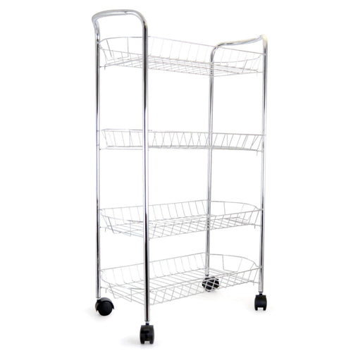 BetterChef Kitchen Gadgets Better Chef 4 Tier Storage Cart