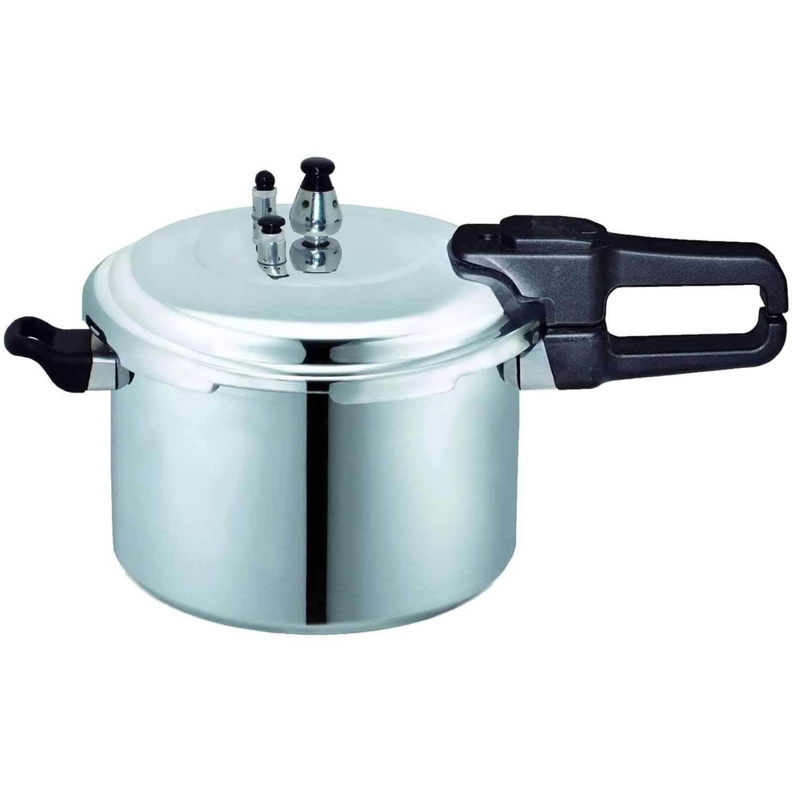 Brentwood Cookware Brentwood Aluminum 9.0L Pressure Cooker