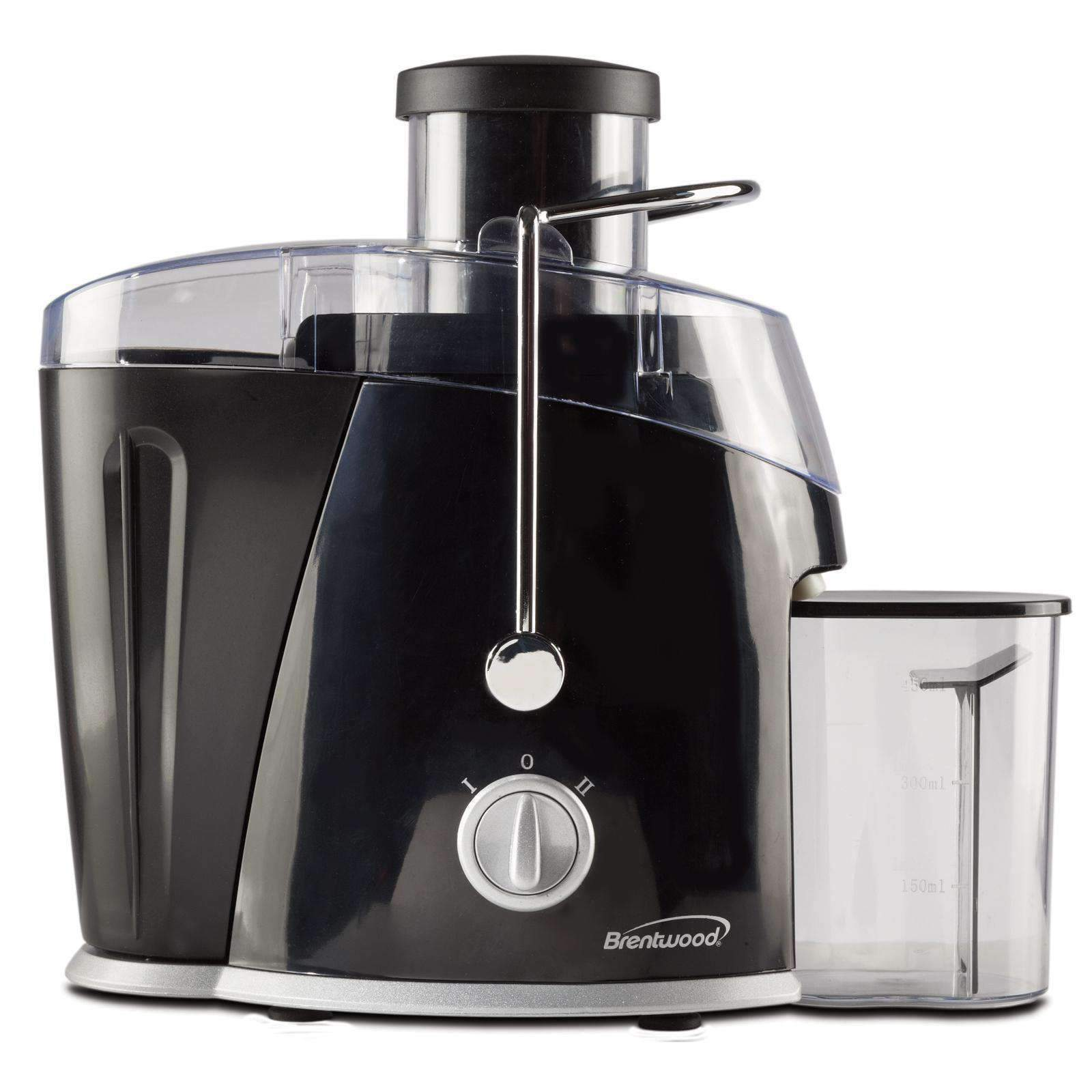 Brentwood Kitchen Appliances Brentwood 2 Speed Juice Extractor in Black