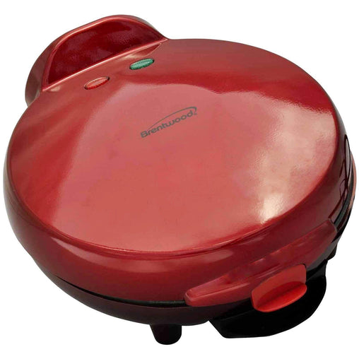 Brentwood Kitchen Appliances Brentwood Quesadilla Maker (Red)
