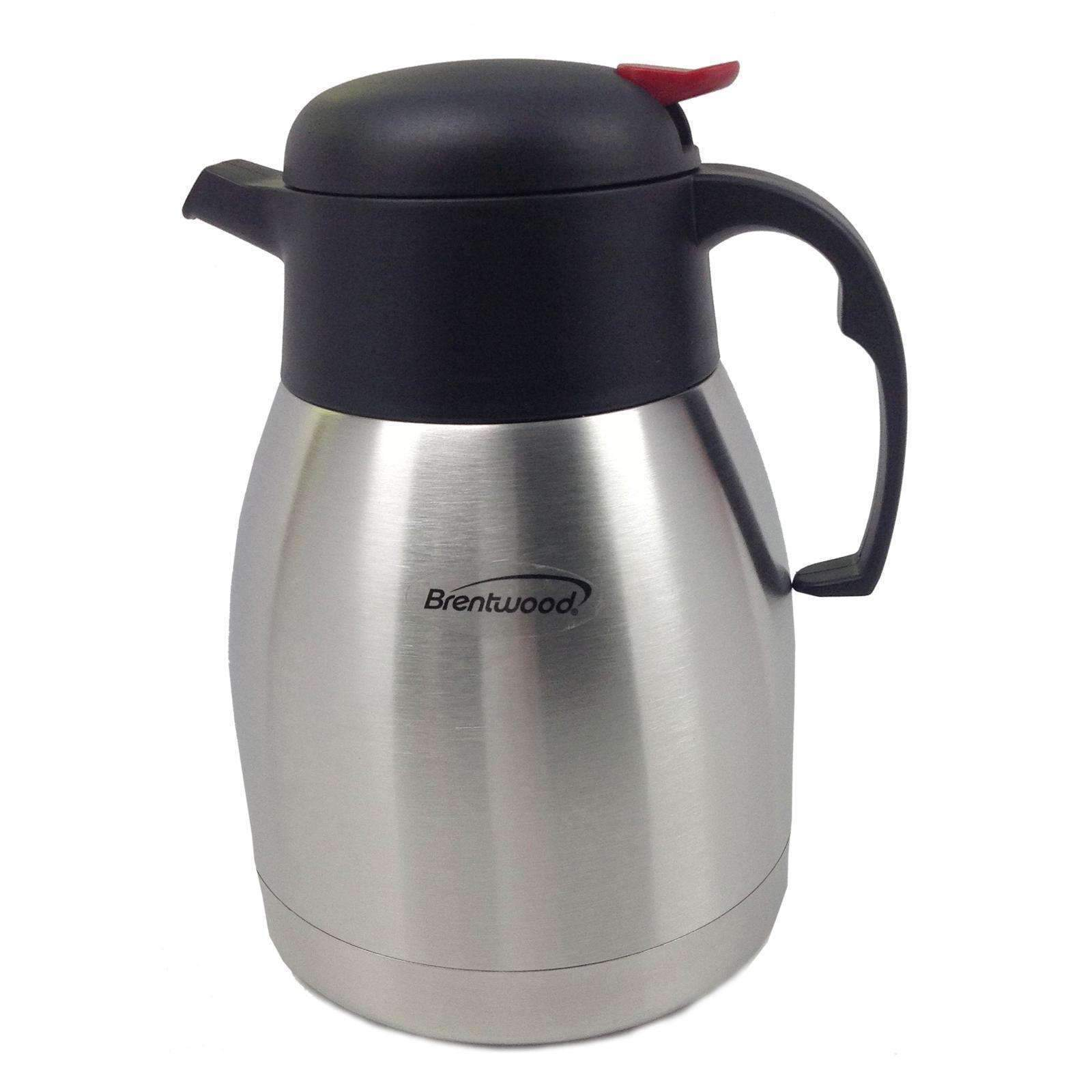 Brentwood Kitchen Gadgets Brentwood 68 oz. Stainless Steel Coffee Thermos