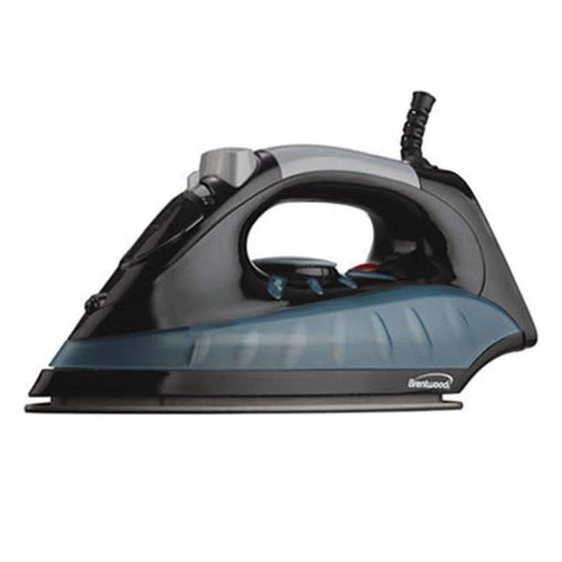 Brentwood Office and Home Full Size Steam-Spray-Dry Iron - Black