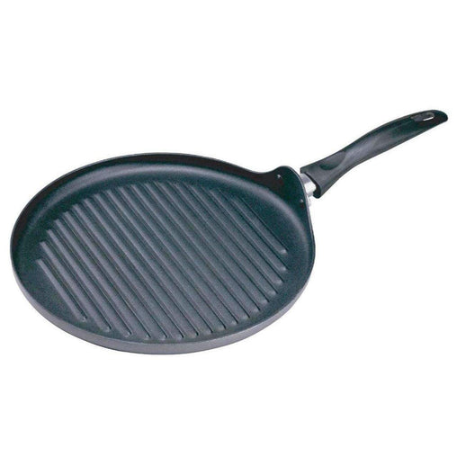 Cooper and Co Kitchen Non-Stick Cast Aluminium Griddle Pan 12 Inch