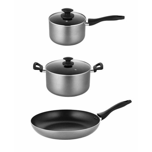 Cooper and Co Kitchen Non Stick Induction Top Cookware Set