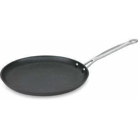Cooper and Co Kitchen Professional Nonstick Hard Anodized 10-Inch Crepe Pan
