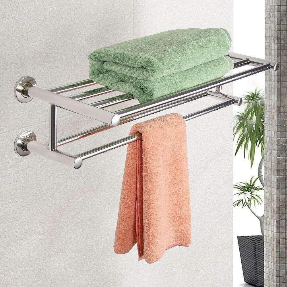 Cooper and Co Storage & Organization Wall Mounted Towel Rack