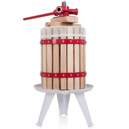 DealsDot.Com Arts & Entertainment 1.6 Gallon Fruit Wine Press Cider Juice Maker Tool