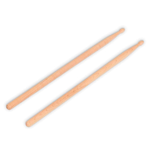 DealsDot.Com Arts & Entertainment 1 Pair 2B Maple Wood Drum Sticks with Bag