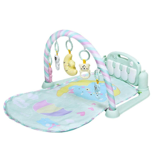 DealsDot.Com Baby & Toddler 3 in 1 Baby Gym Piano Music and Lights Fun Play Mat