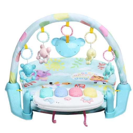 DealsDot.Com Baby & Toddler 3 in 1 Fitness Music and Lights Baby Gym Play Mat