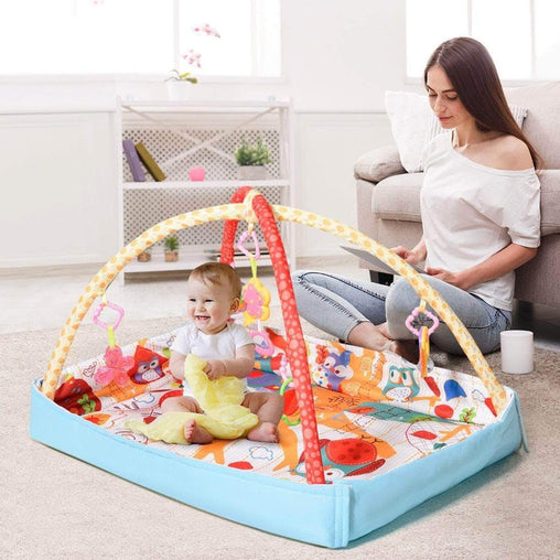 DealsDot.Com Baby & Toddler 3 In 1 Multifunctional Musical Hanging Toys Play Mat