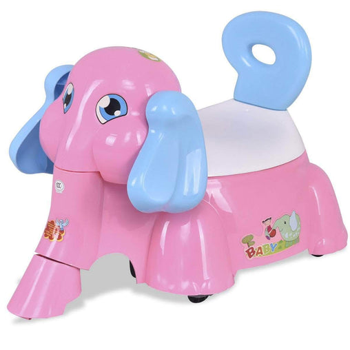 DealsDot.Com Baby & Toddler Elephant Shaped Baby Potty Training Toilet with Music Function