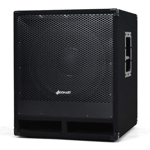 "DealsDot.Com Electronics 2000 Watts 15"" 2-way Active Powered Home Subwoofer"
