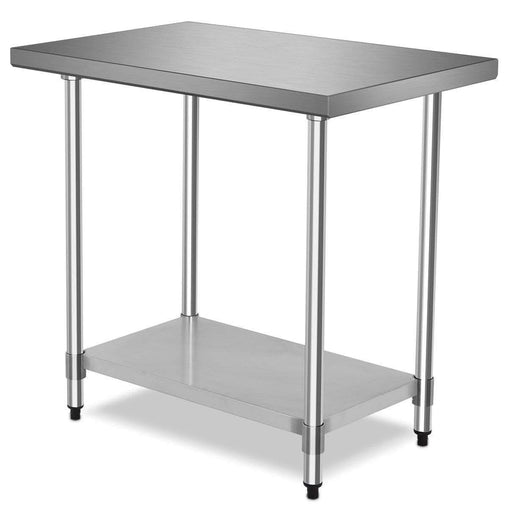 "DealsDot.Com Furniture 24"" x 36"" Stainless Steel Commercial Kitchen Food Prep Table"