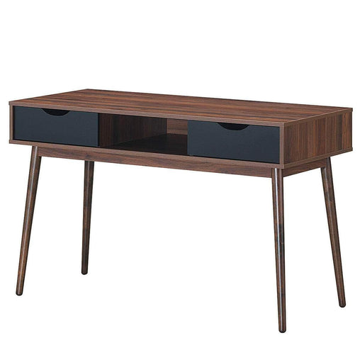 DealsDot.Com Furniture Computer Desk PC Laptop Writing Table with Drawers & Shelf