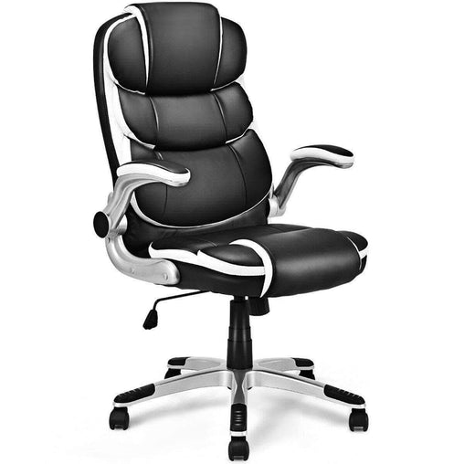 DealsDot.Com Furniture PU Leather High Back Executive Swivel Office Chair