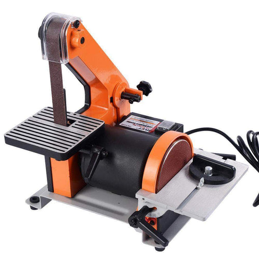 "DealsDot.Com Hardware 1"" x 30"" Belt 5"" 1-3HP Disc Polish Sander"