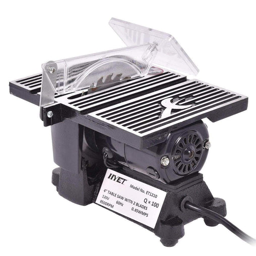 "DealsDot.Com Hardware 4"" Mini Electric Table Saw Tablesaw 8500 RPM Hobby And Craft Power Tools"