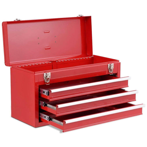 DealsDot.Com Hardware Portable Garage Mechanic Tool Cabinet Box with 3 Drawers