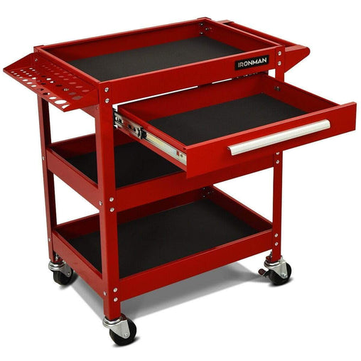 DealsDot.Com Hardware Rolling Tool Cart Mechanic Cabinet Storage ToolBox Organizer with Drawer