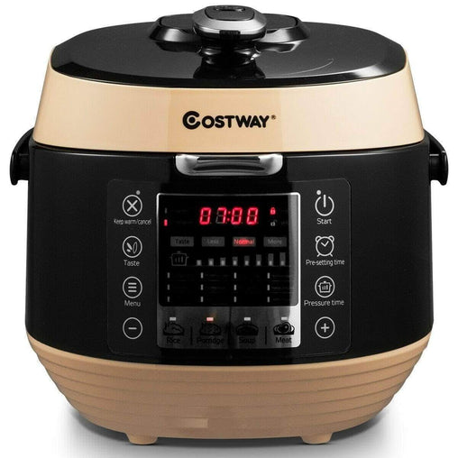 DealsDot.Com Home & Garden 12-in-1 Multi-use Programmable Pressure Cooker Non-stick Pot