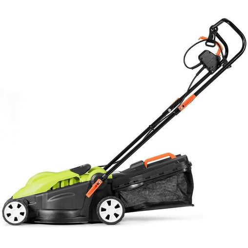 DealsDot.Com Home & Garden 14-Inch 10 Amp Lawn Mower with Folding Handle Electric Push