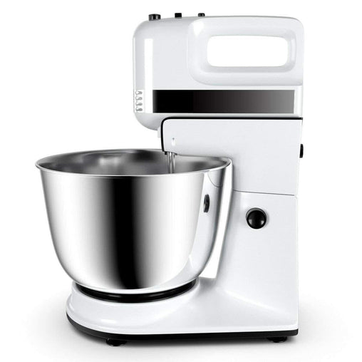 DealsDot.Com Home & Garden 250W 5-Speed Stand Mixer w- Dough Hooks Beaters and Stainless Steel Bowl