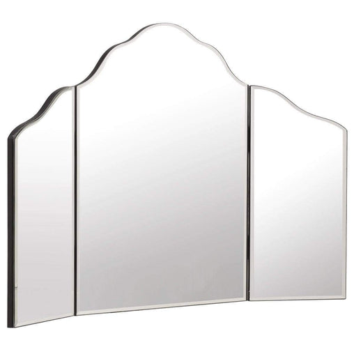 "DealsDot.Com Home & Garden 27"" x 18"" Large Trifold Vanity Makeup Mirror"