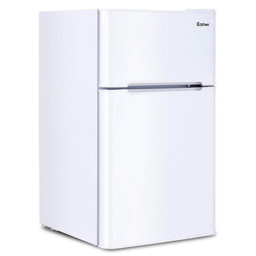DealsDot.Com Home & Garden 3.2 cu ft. Compact Stainless Steel Refrigerator
