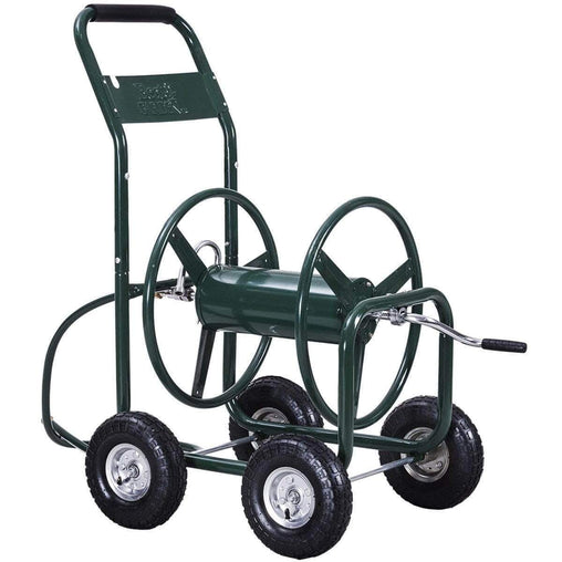 DealsDot.Com Home & Garden 350 ft Garden Yard Water Planting Hose Reel Cart
